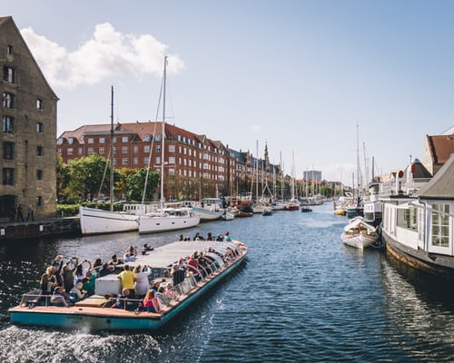 Boat Tour in Stockholm in November