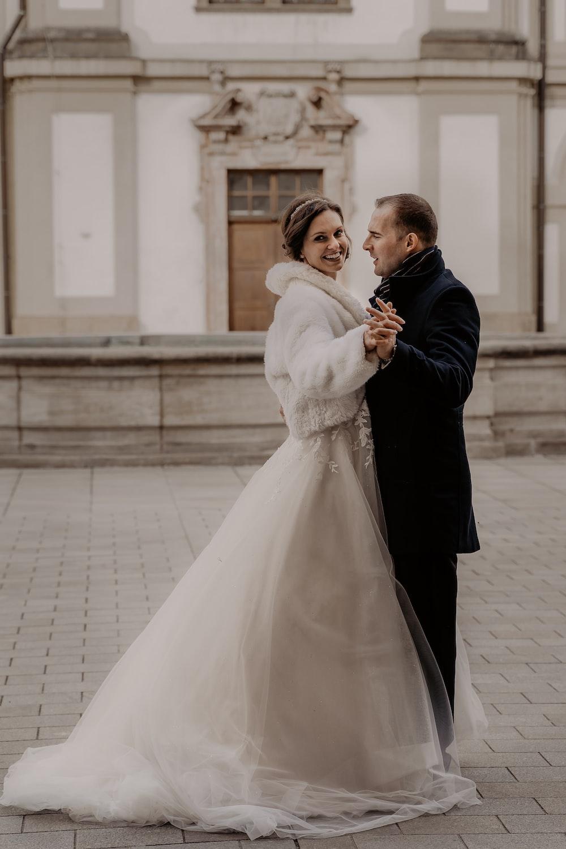 abito da sposa perfetto: le modifiche se hai posticipato il matrimonio