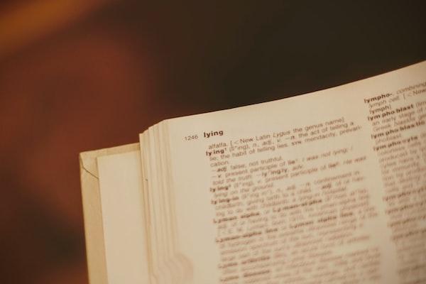 A plain old dictionary