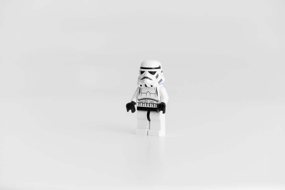 star wars storm trooper lego minifig