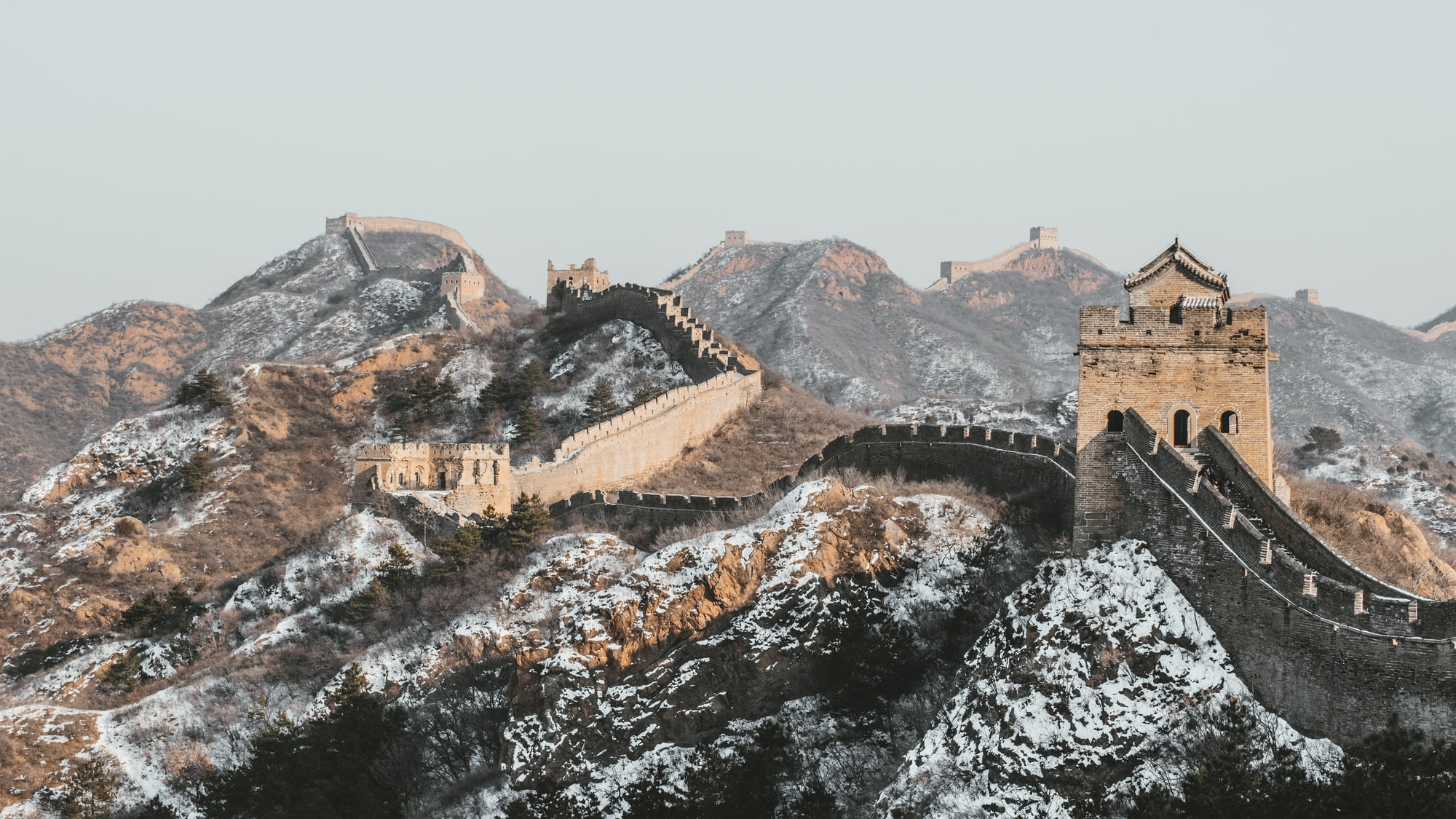 De Grote Cryptomuur in China