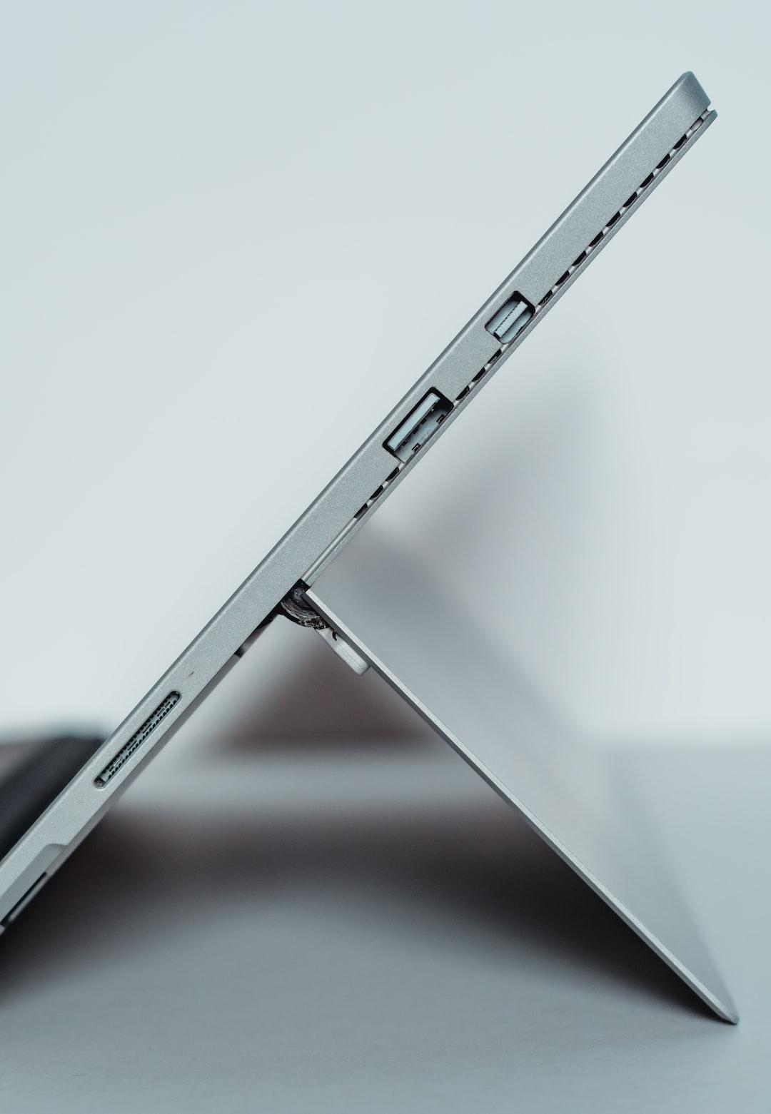 Microsoft Surface Pro with Keyboard