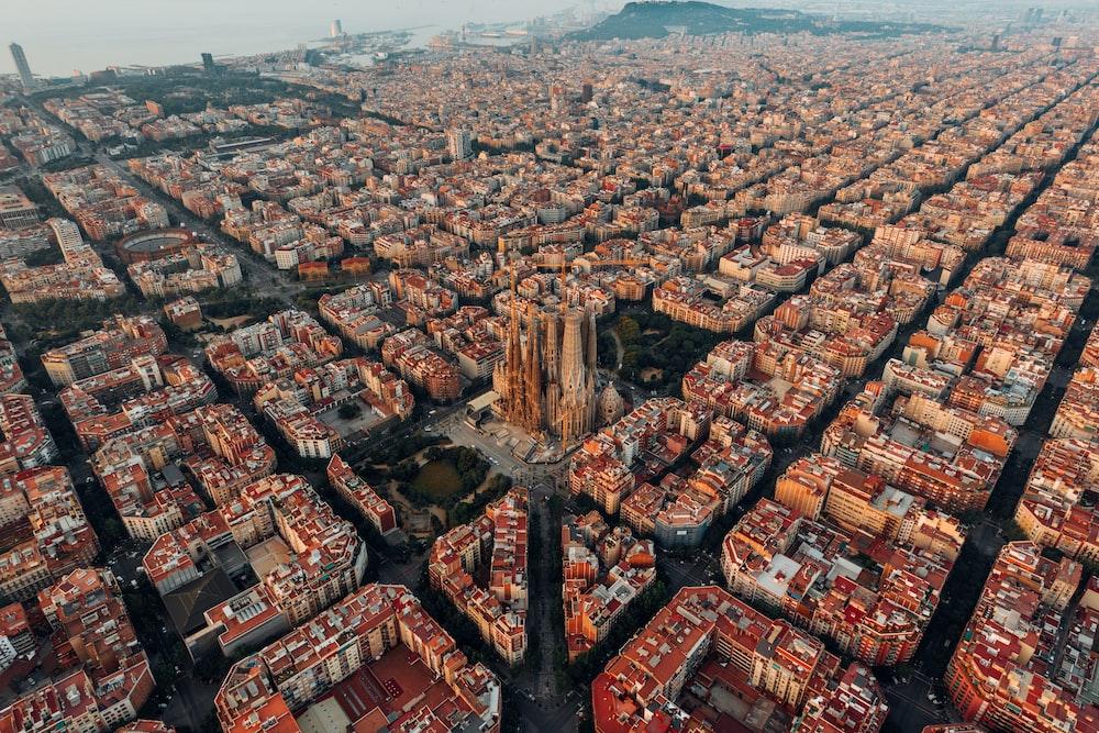 El Prat Barcelona Airport Barcelona-Home
