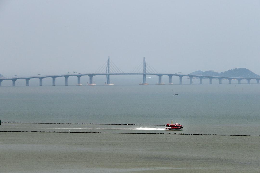 Travel Links to Hong Kong, Ferry and Hong Kong-Zhuhai-Macau Bridge
