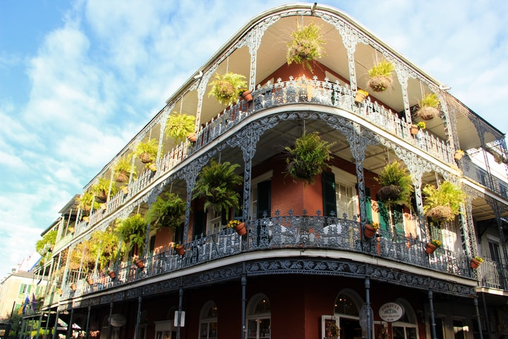 Things to Do in New Orleans in 2021