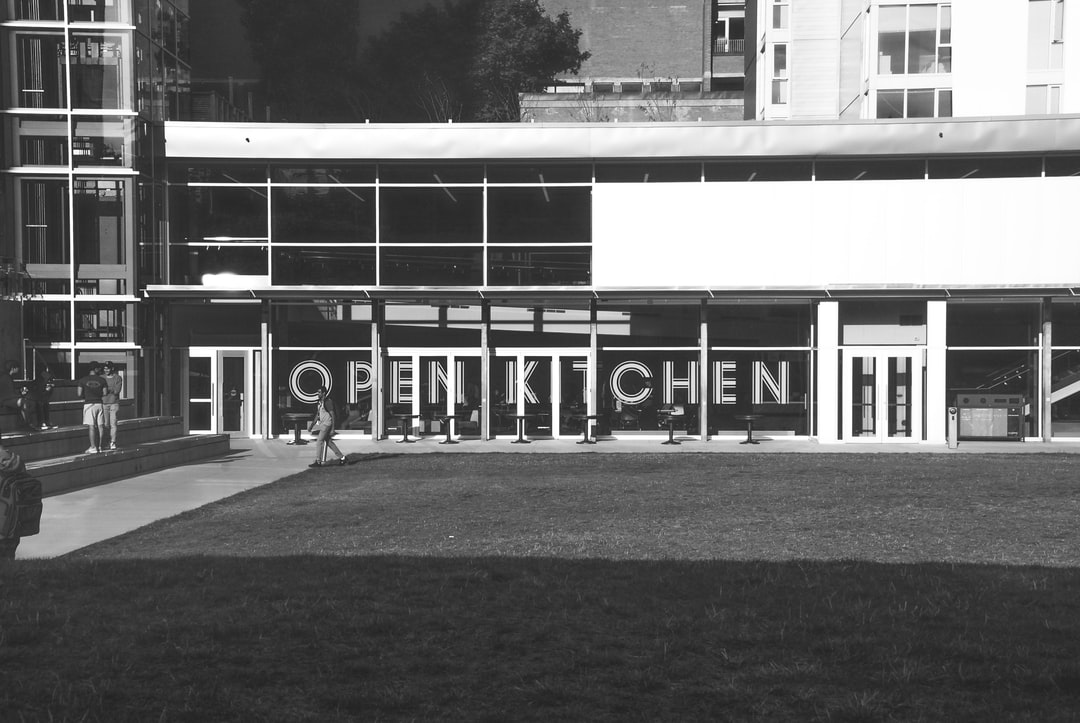 Orchard Commons' cafeteria, Open Kitchen