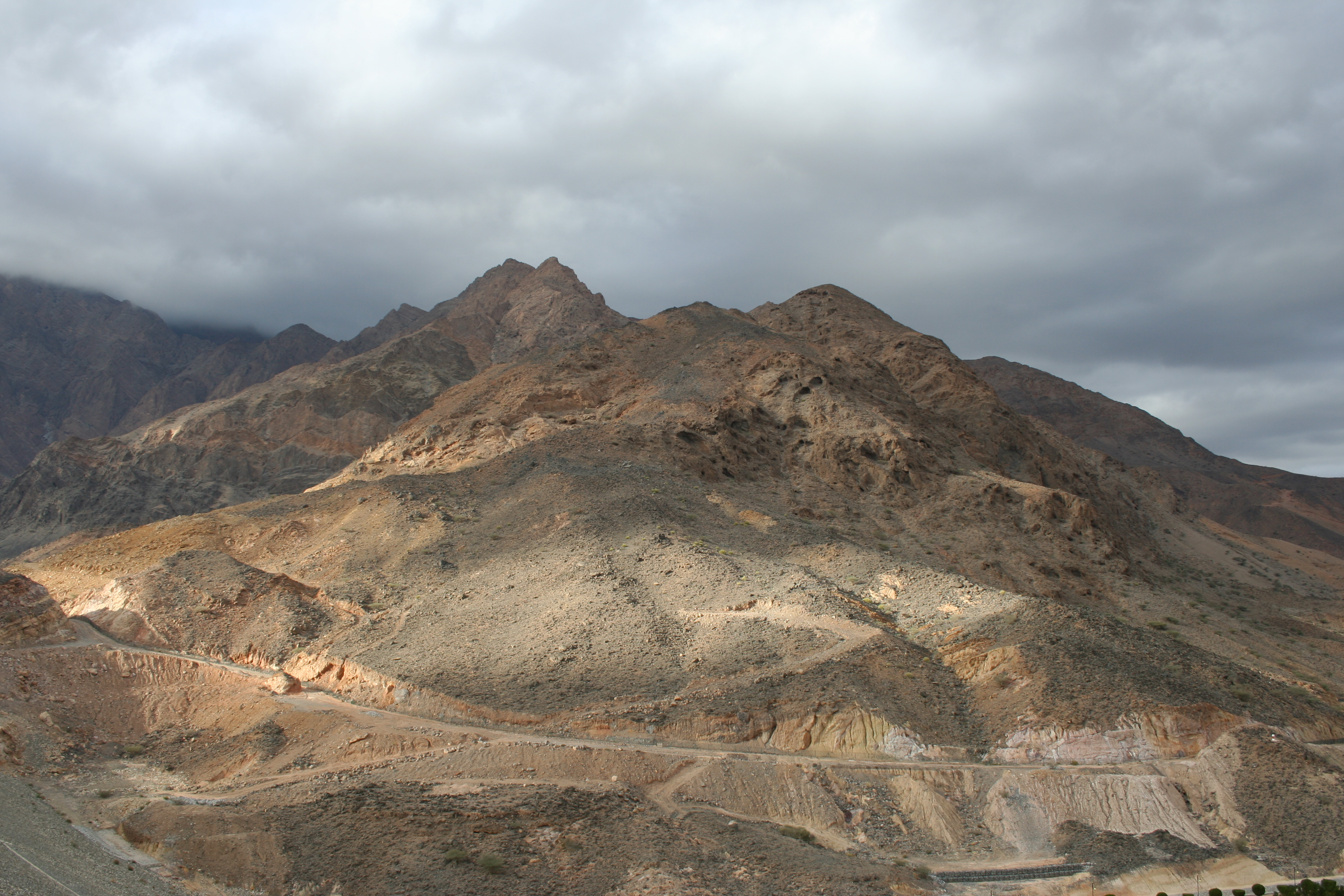 Wadi Dayqah Dam - Oman
