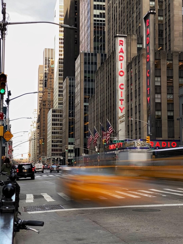 New Yorks Radio City Music Hall