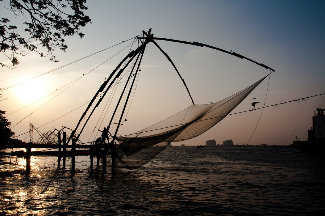 The Fort of Kochi.