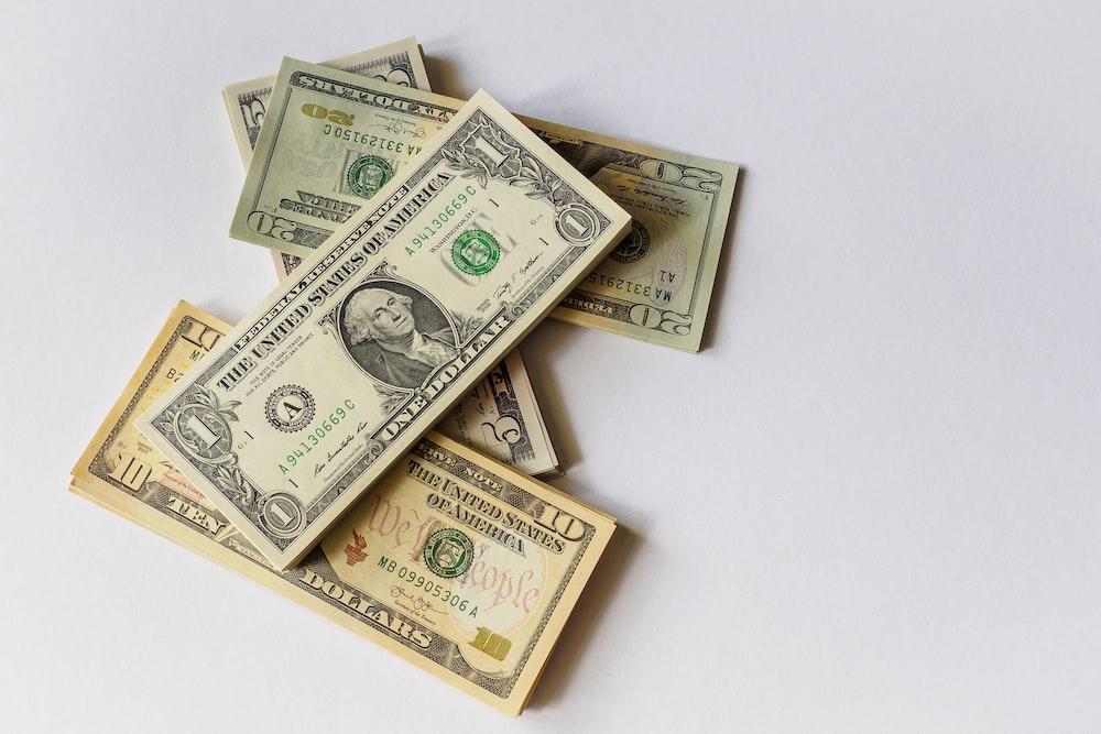 1 米ドル紙幣