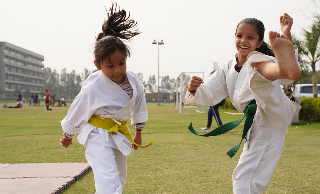 WHY MARTIAL ARTS TRAINING WILL SET YOUR CHILD UP FOR LIFE SUCCESS