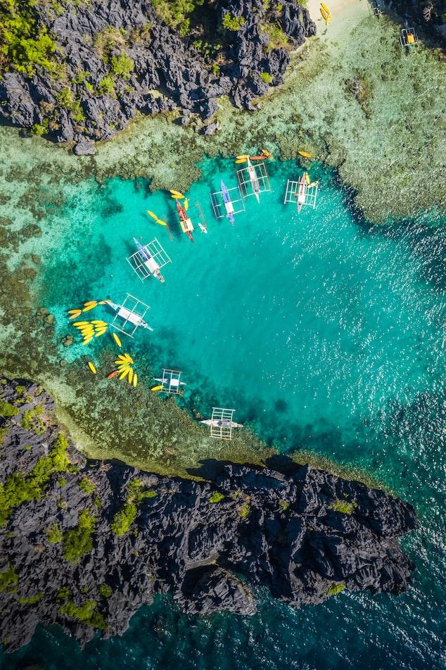 Small Lagoon- Philippines