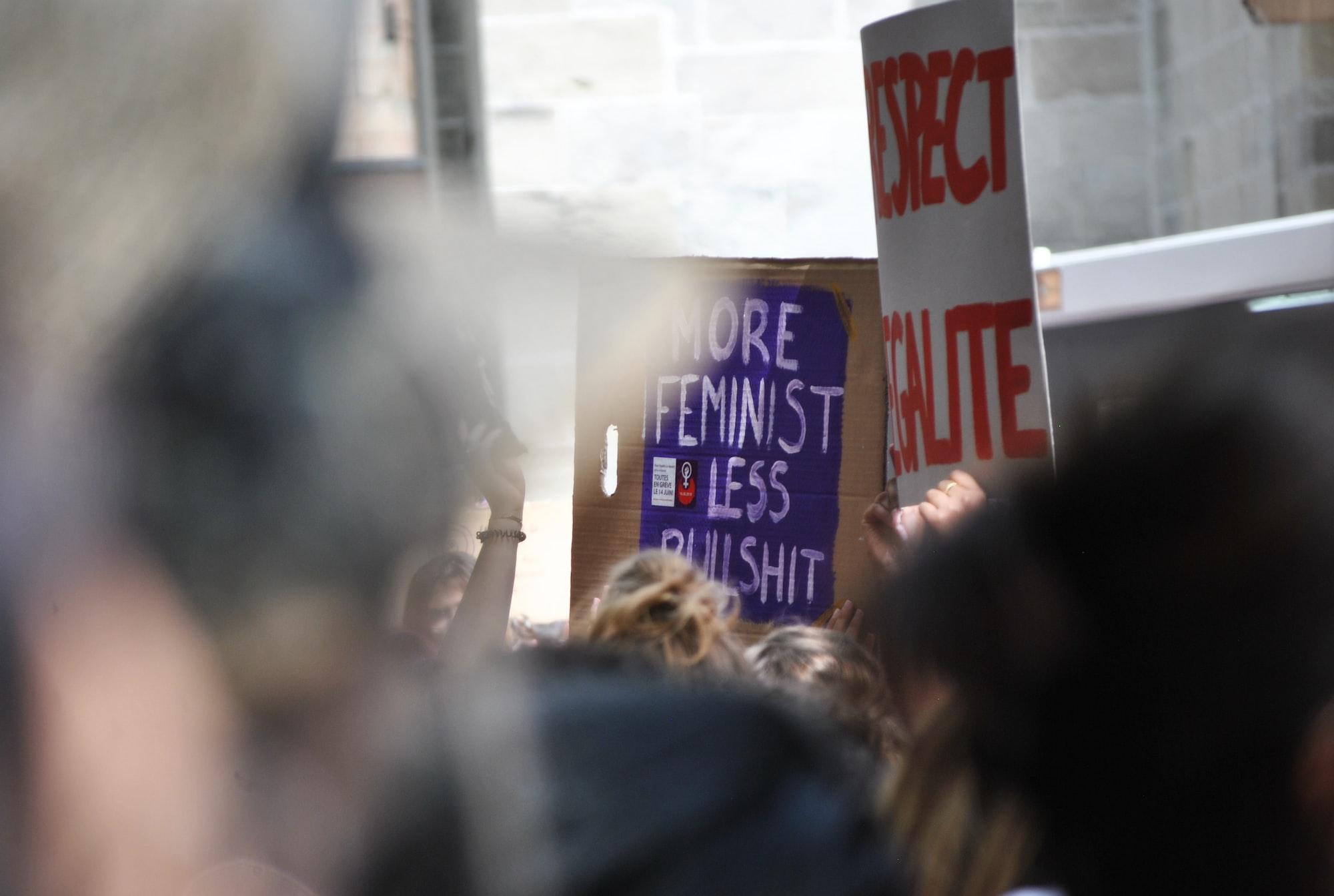 Socialisme, anarchisme et Féminisme