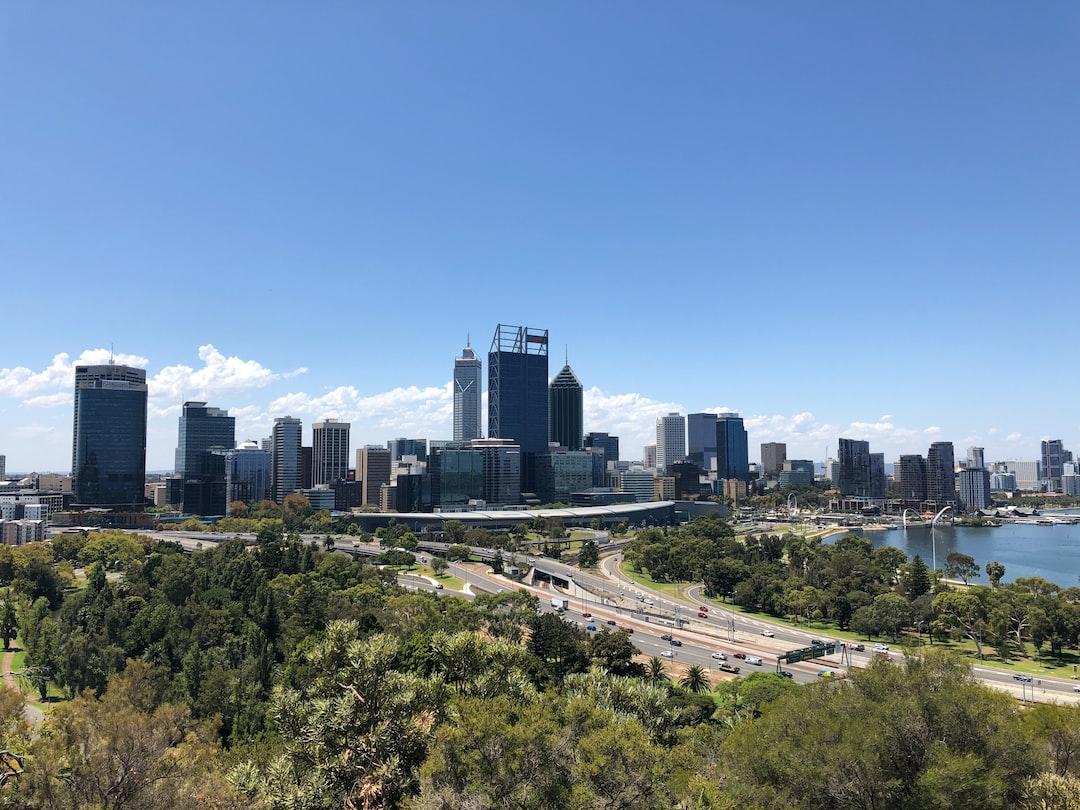 Perth in February