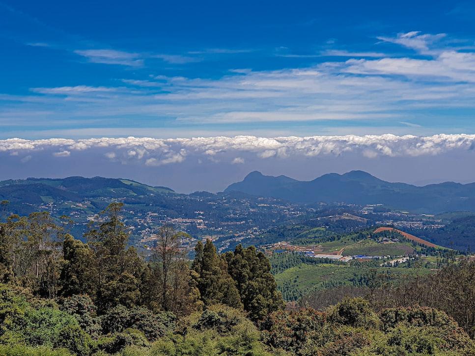 Overview of the Niligiri Hills