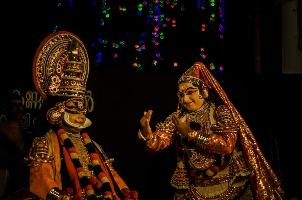 A play in Kerala