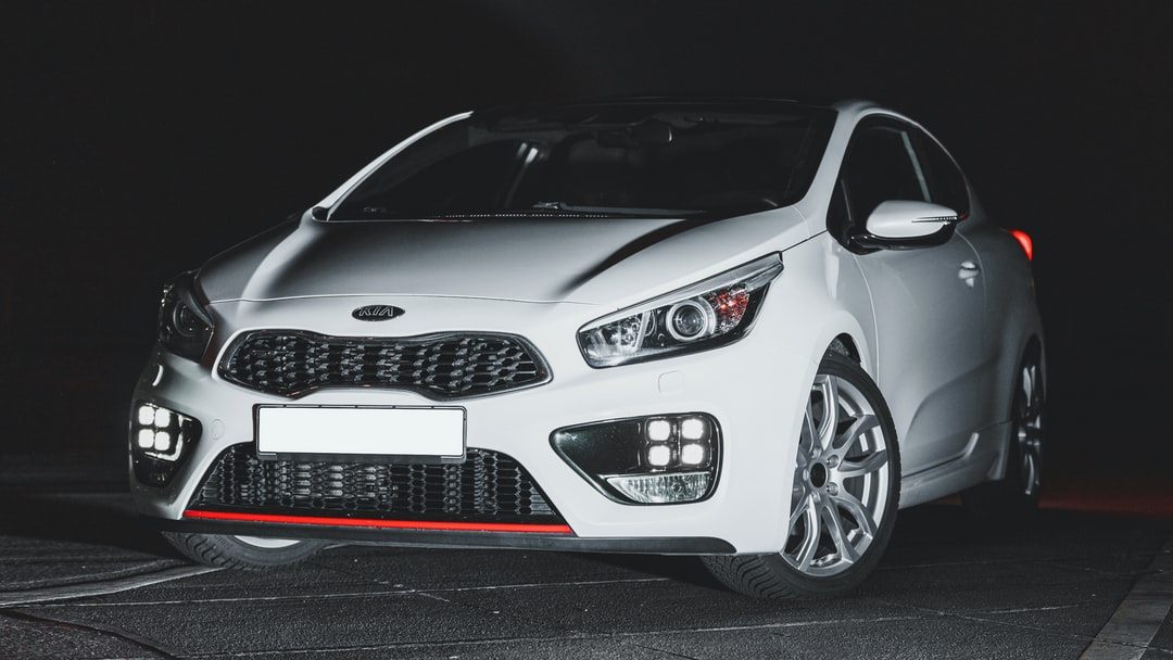 Kia ProCeed GT - Closeup