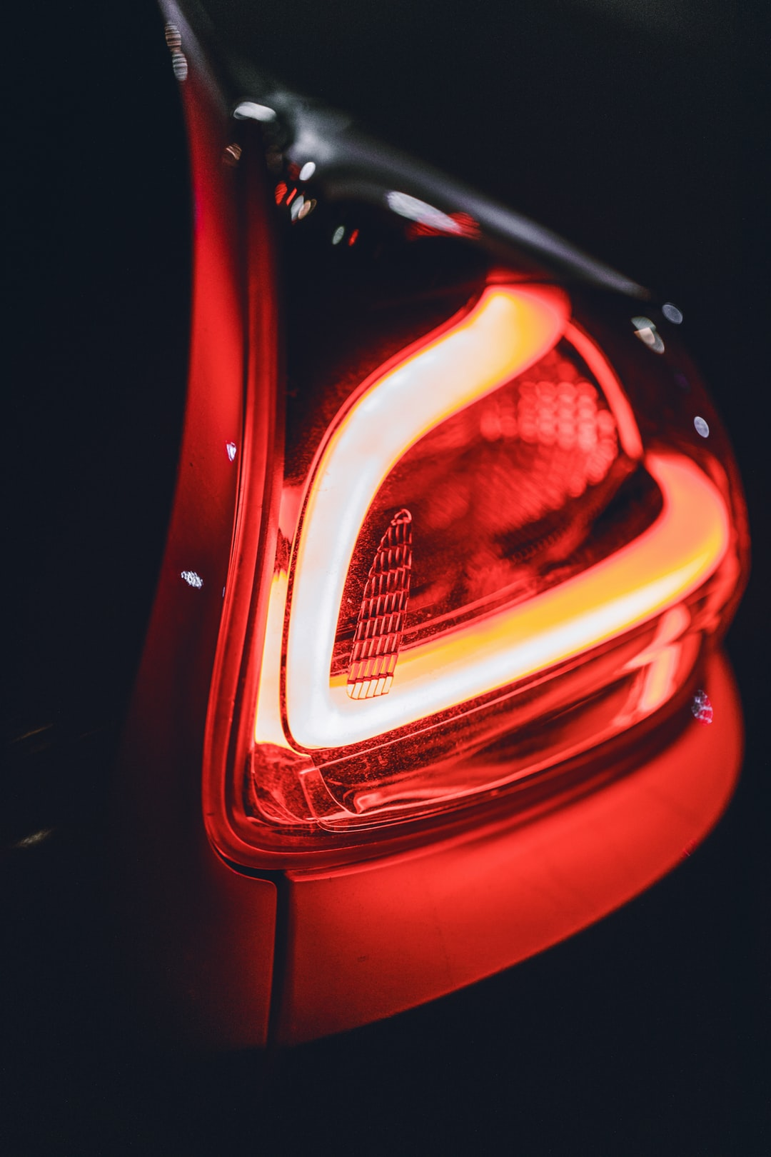 Kia ProCeed GT - Tail Light Detail