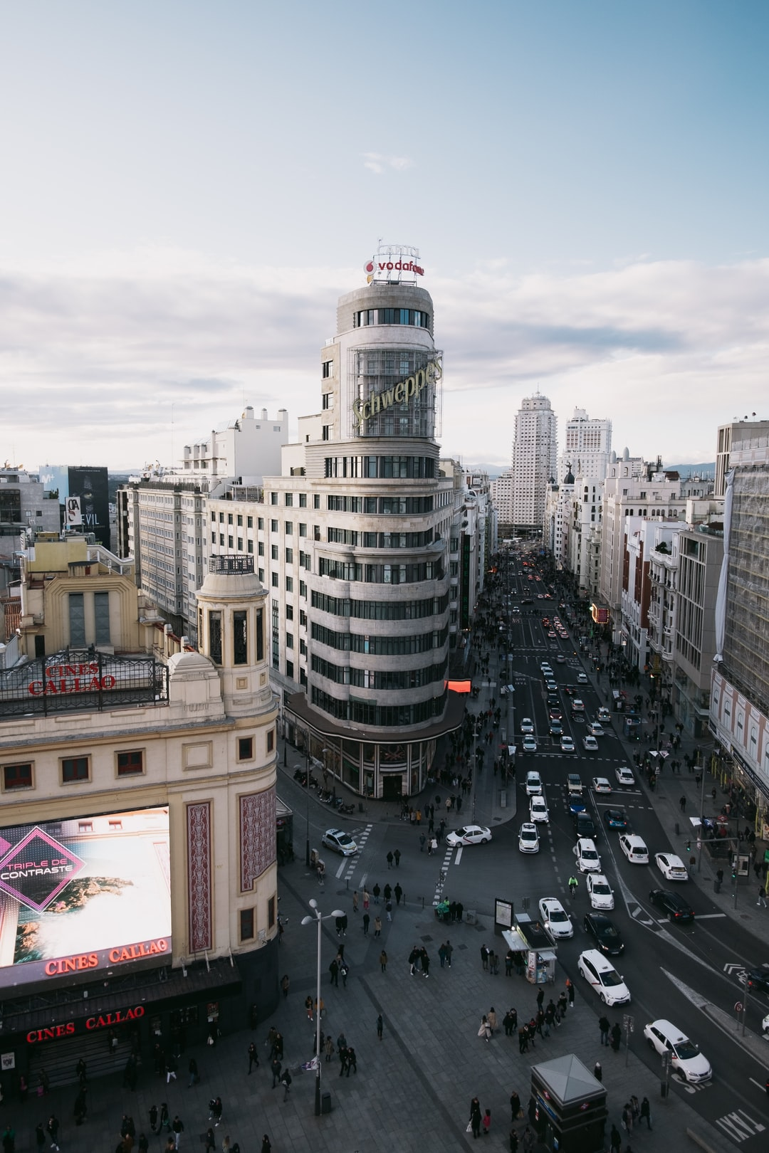 Life in Madrid. What's not to love?