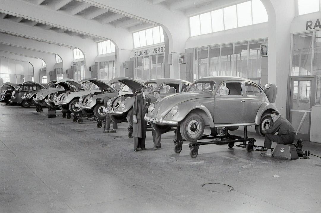 VW Beetle, 1957