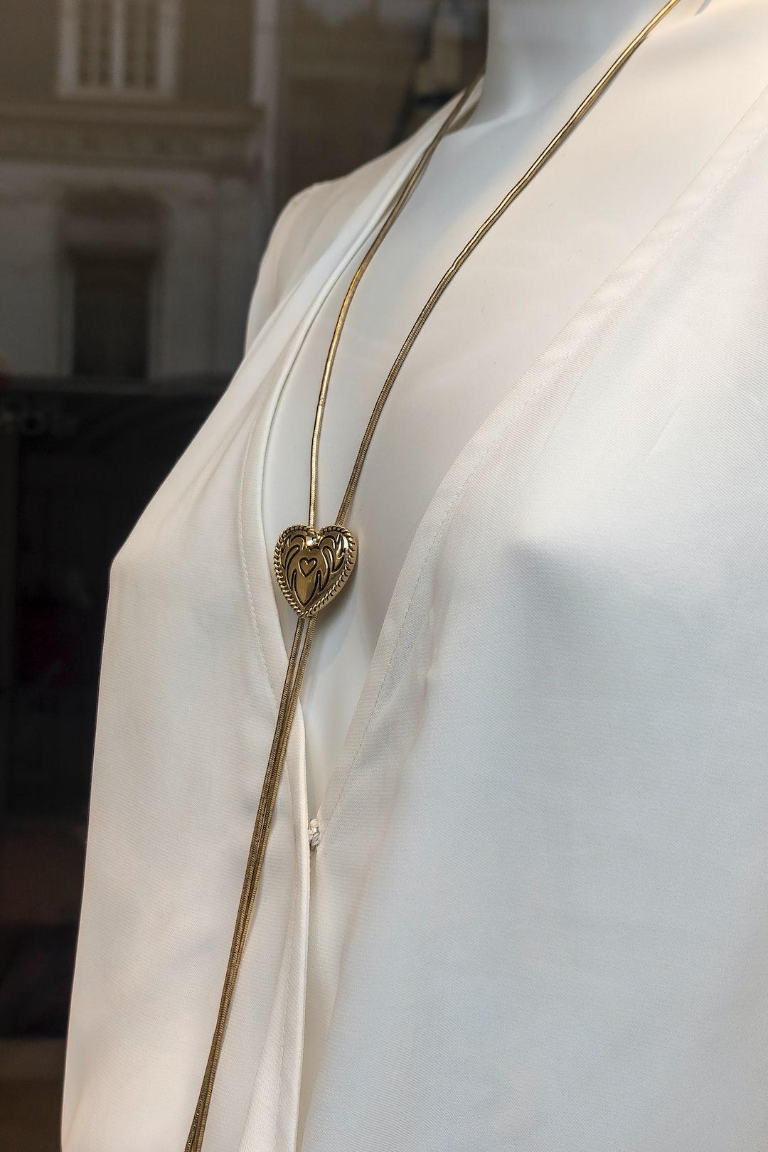 etalage: luxurious jewelery