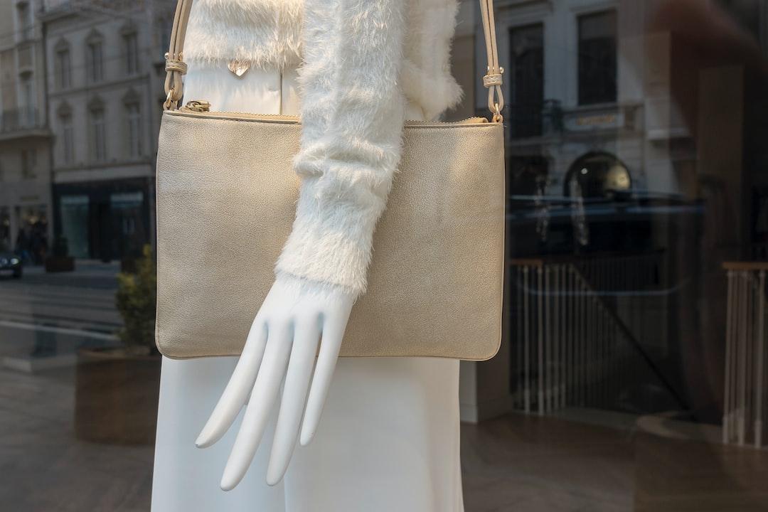 etalage: luxury fashion store
