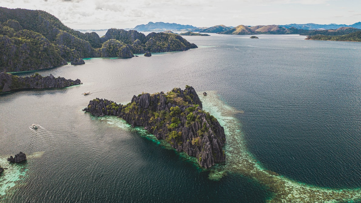 Islands of Philippines