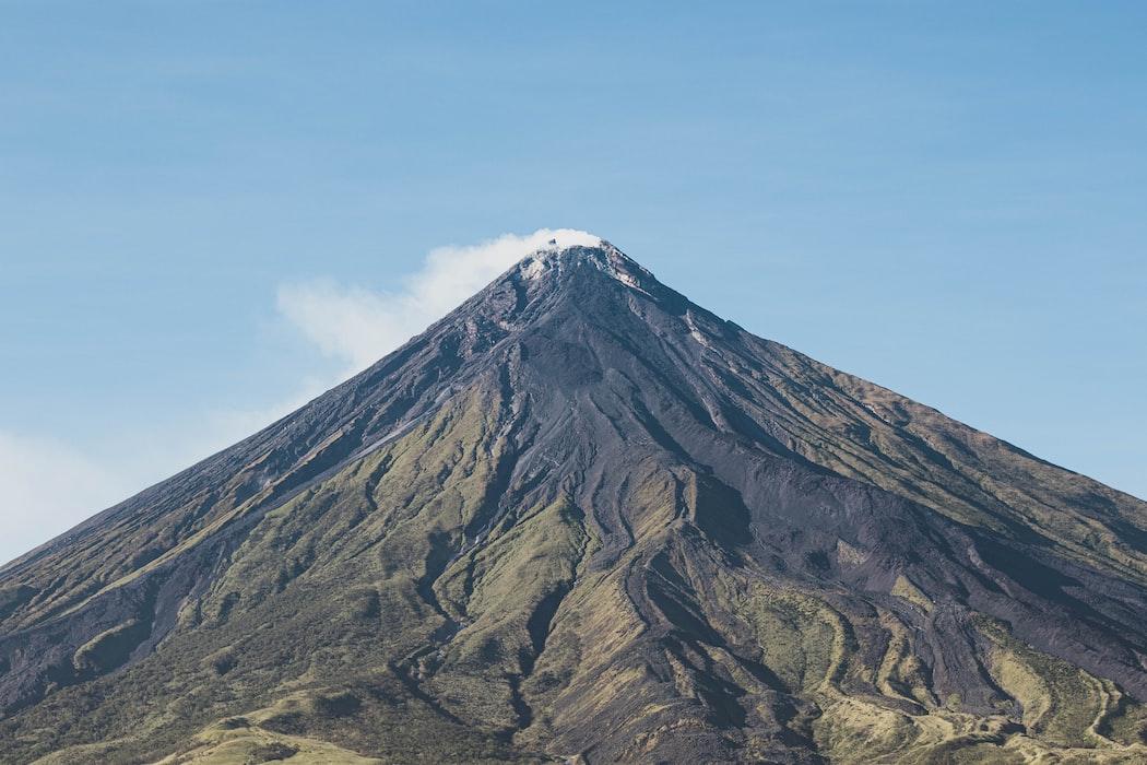Philippines, volcano