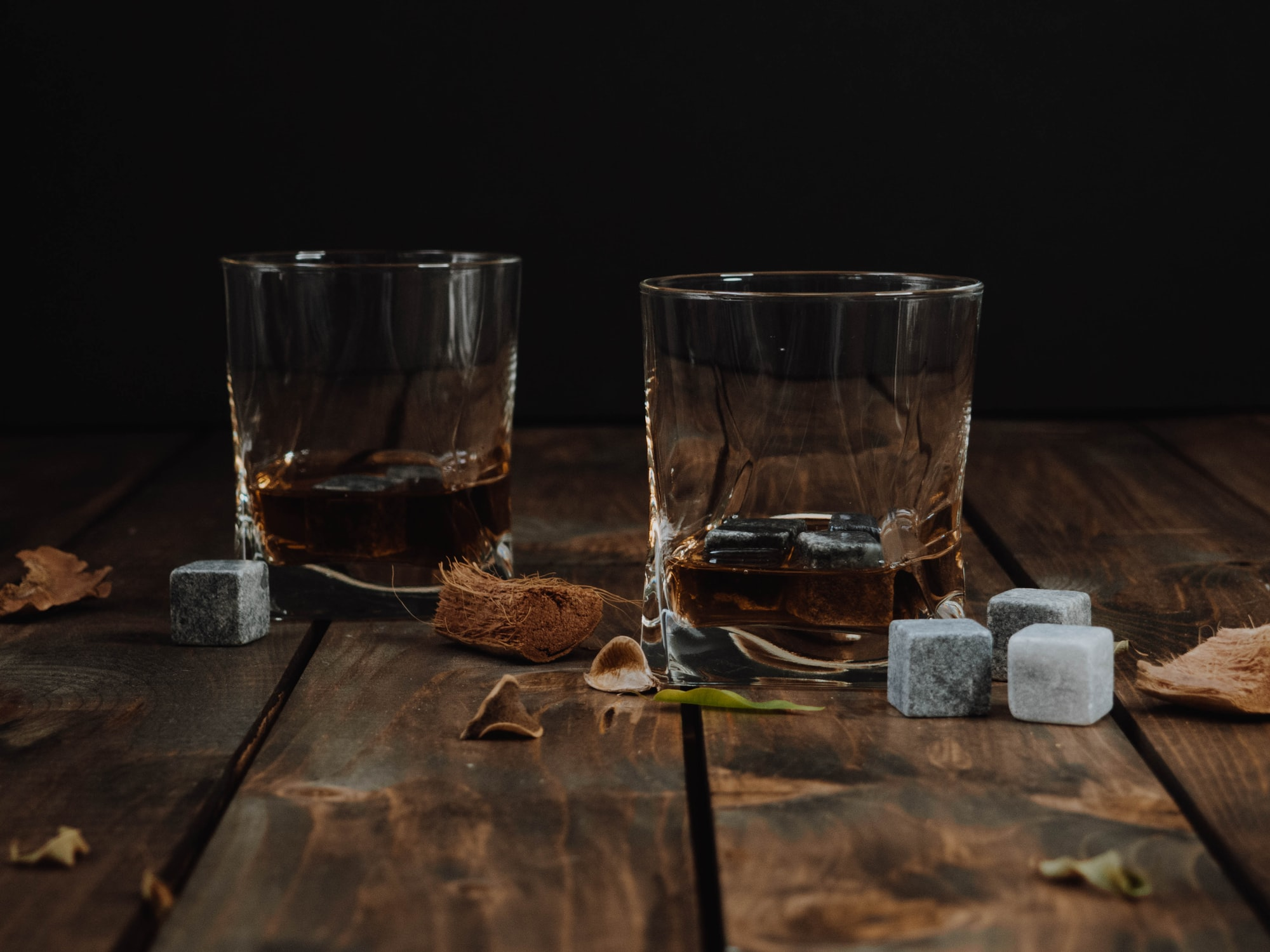 Where Coffee Meets Whisky