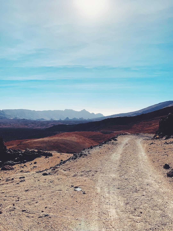 Road to the sky I Teide paths I Mountains