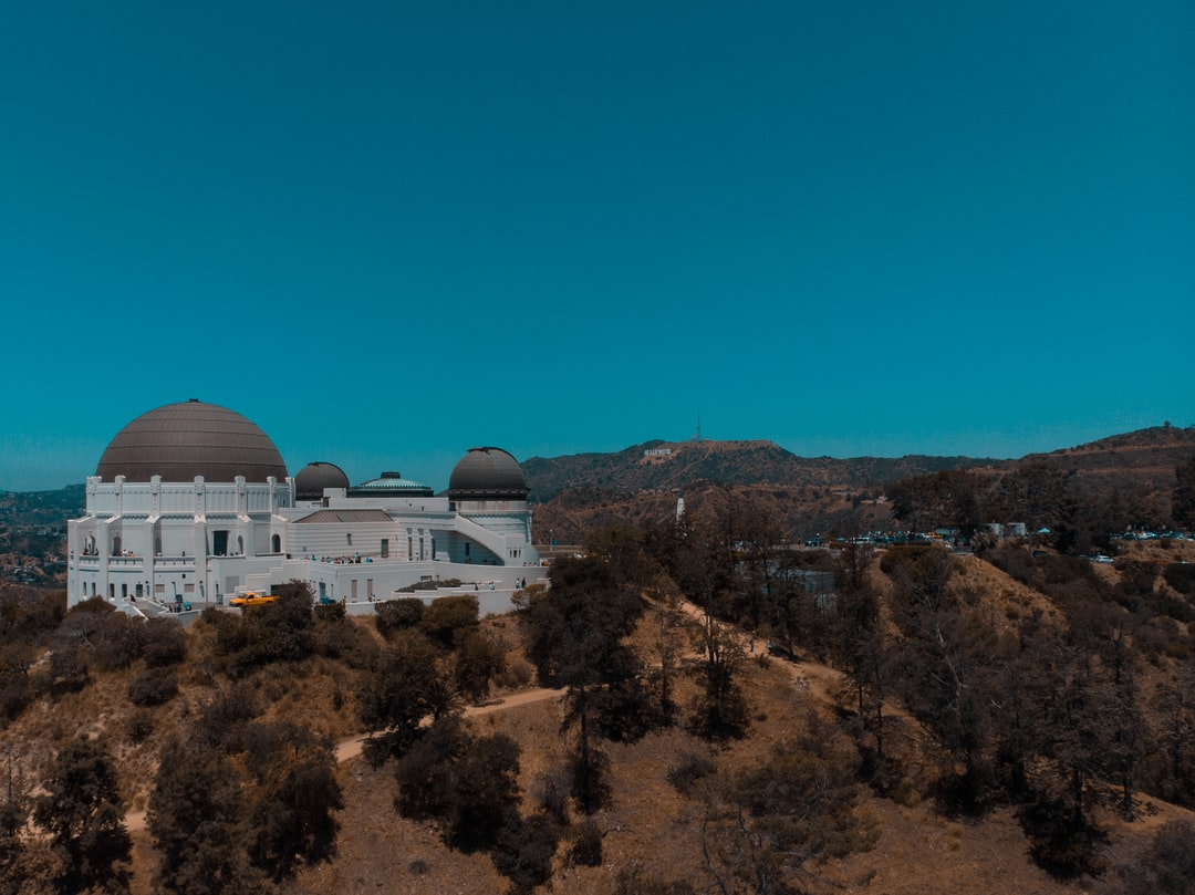 Griffith Park Observatory - Hollywood Sign