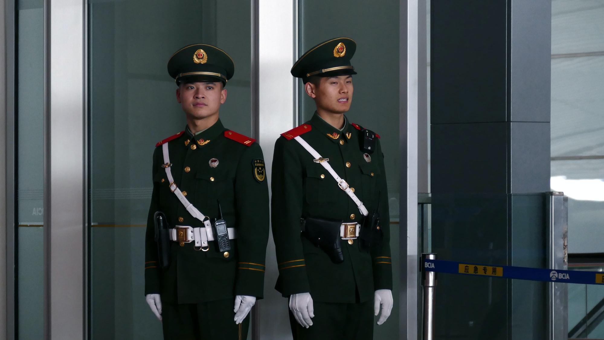 China Threatens Australia