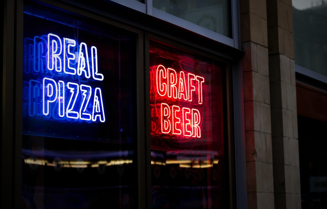 Pizza Needs Ketchup Too...