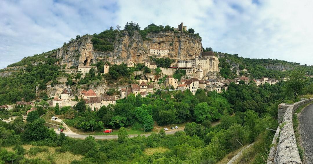 Village de Racamadour