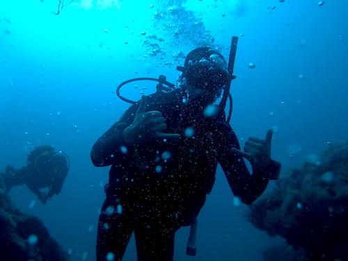 scuba diving in DIVEIndia Chennai