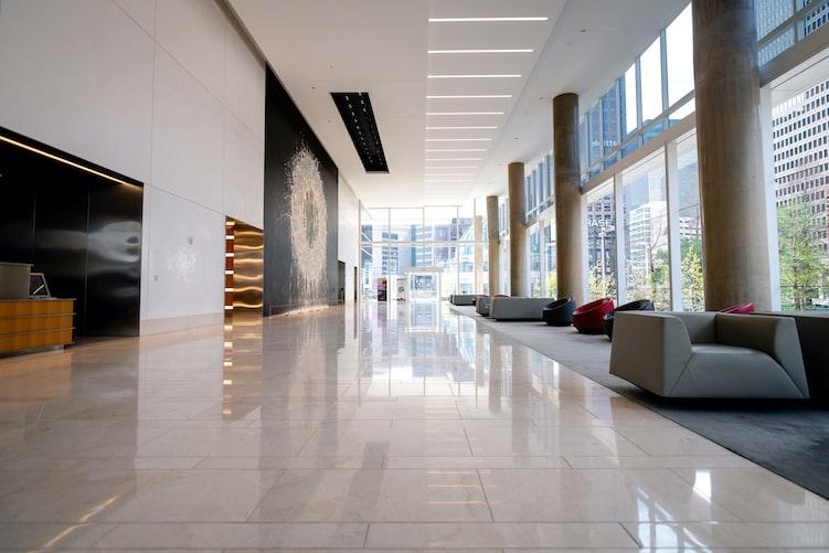 comemrcial interior design