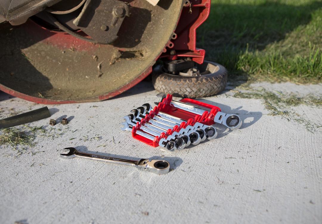 Tekton Ratcheting Wrench Set