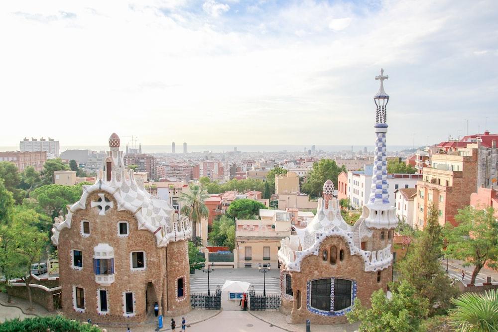36 hours in Barcelona Barcelona-Home
