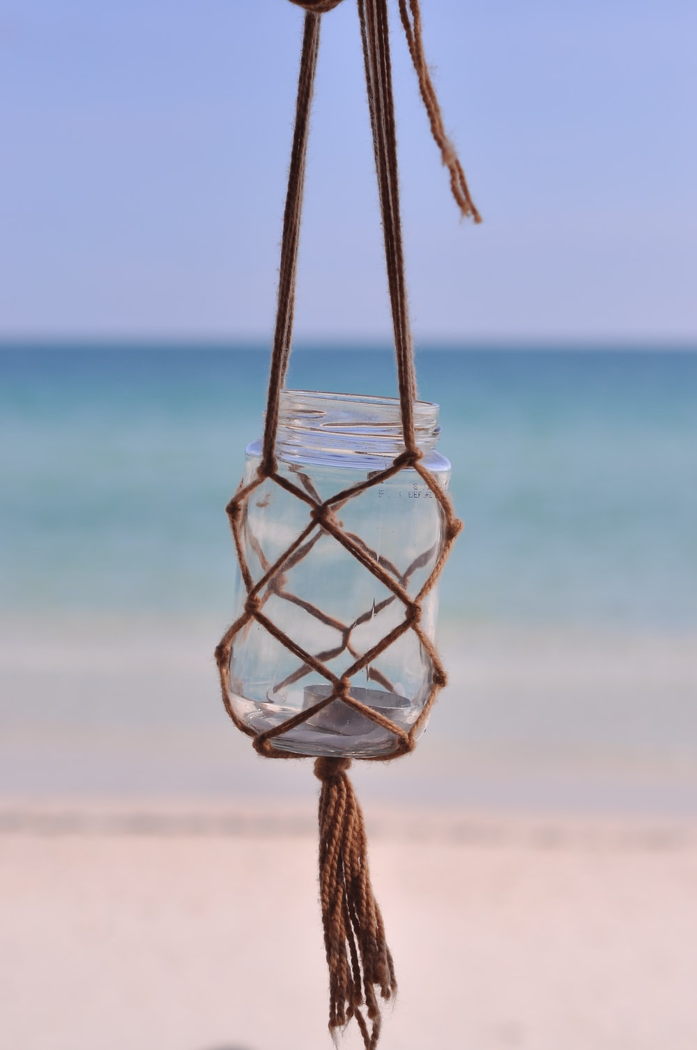 brown wooden basketball hoop on beach during daytime