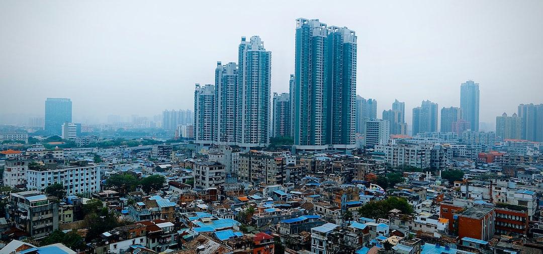 Shangxiajiu Pedestrian Street,Canton