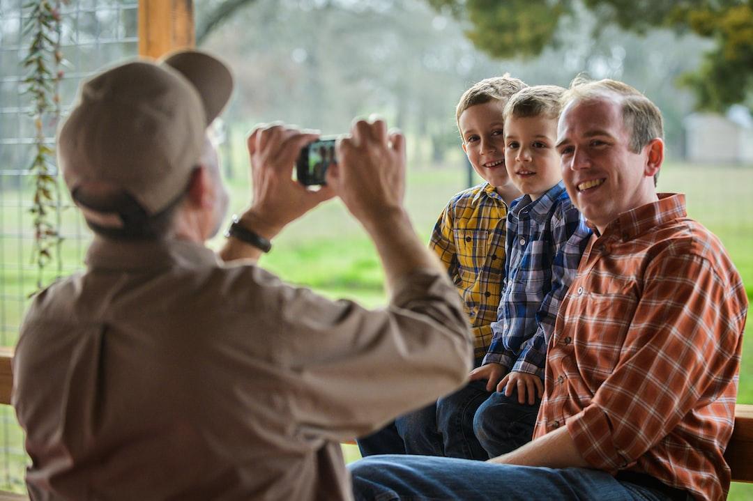 Family, Boys, Grandfather, generational, generations.