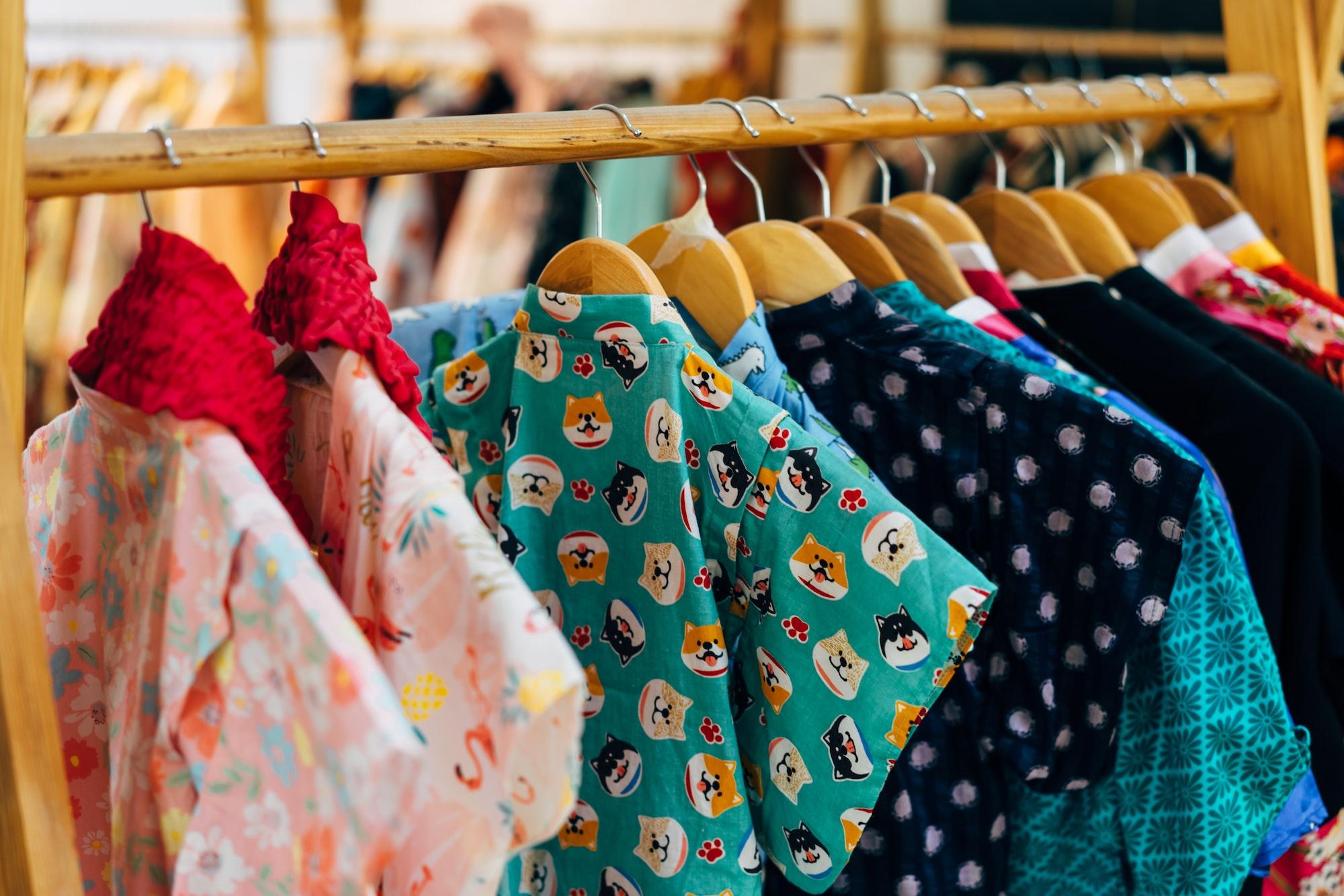 Kinh doanh online thì nên chọn các mặt hàng thời trang
