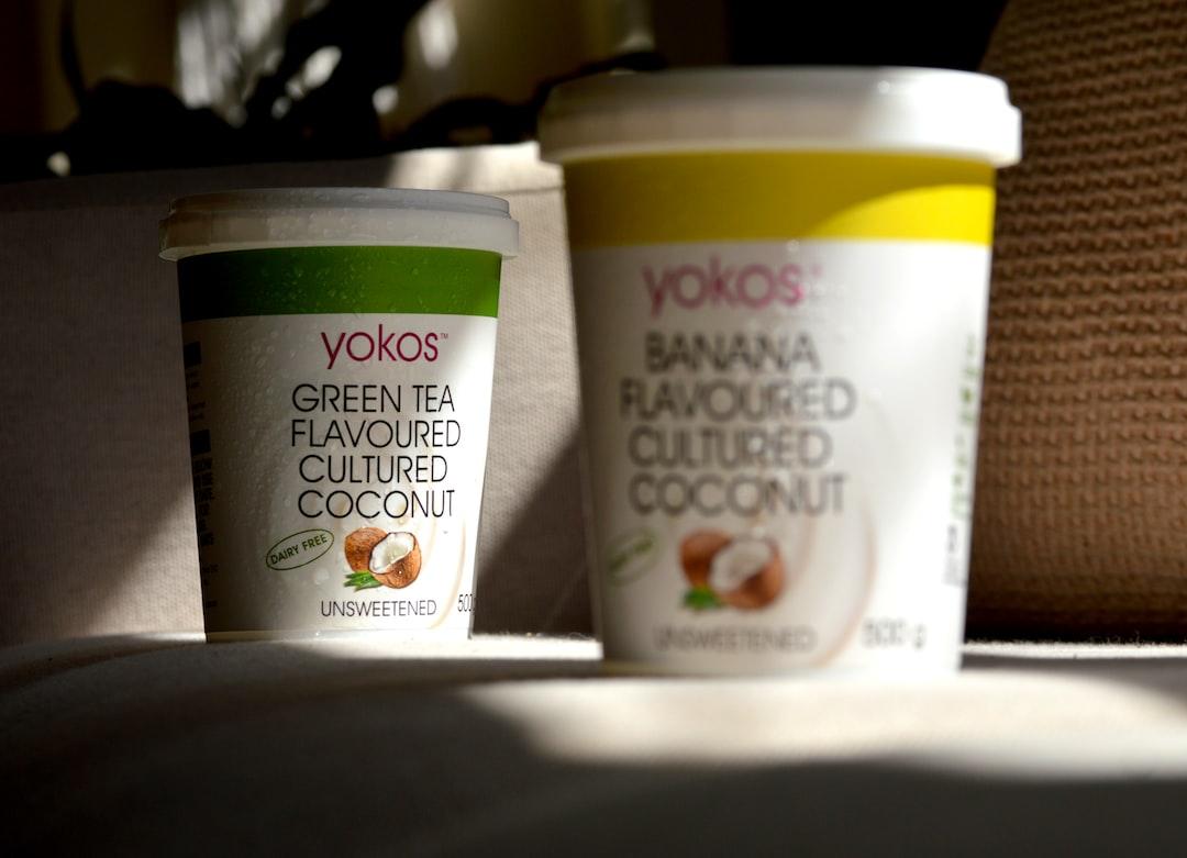 yokos coconut yoghurt