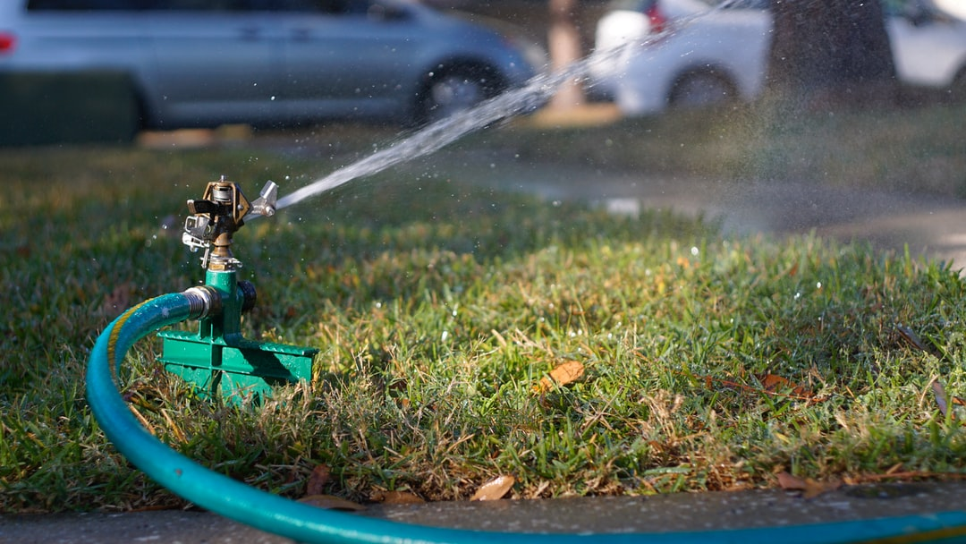 Top 5 Best Motion Activated Sprinklers For Eco-Friendly Gardener