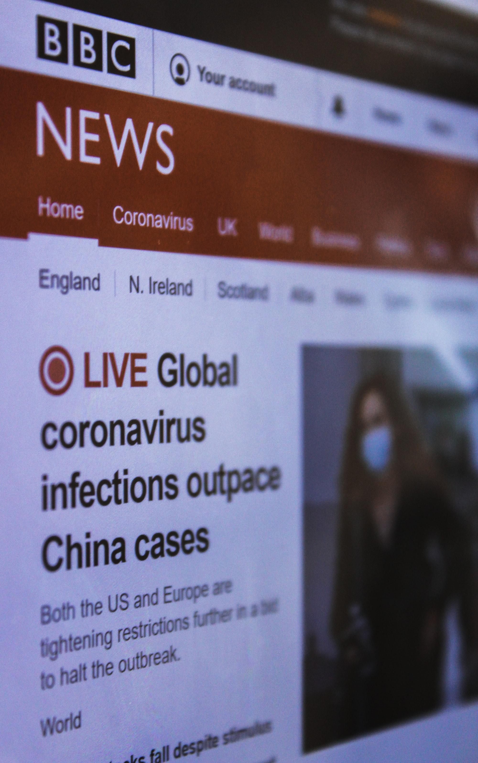 COVID-19 GLOBAL OUTBREAK