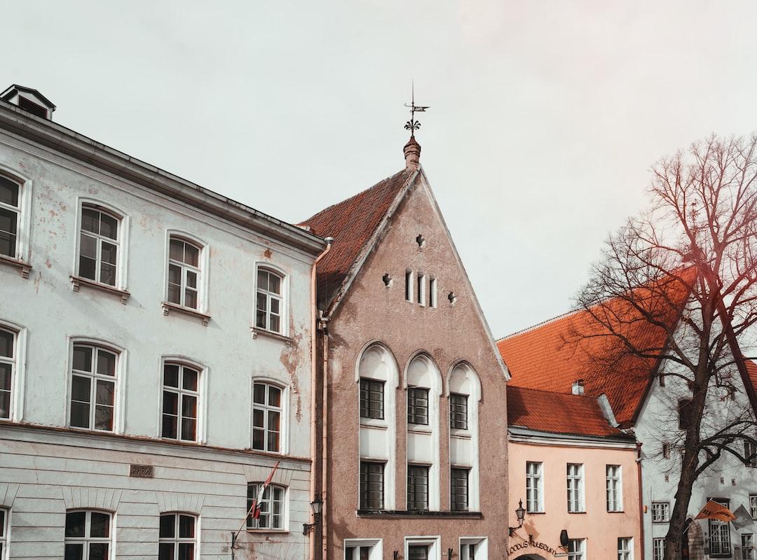 Medieval estonian architecture