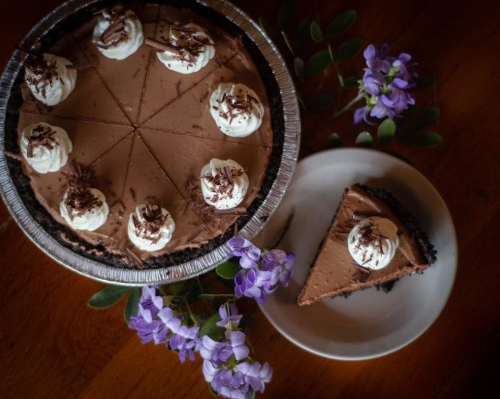 Chocolate Cake Charm
