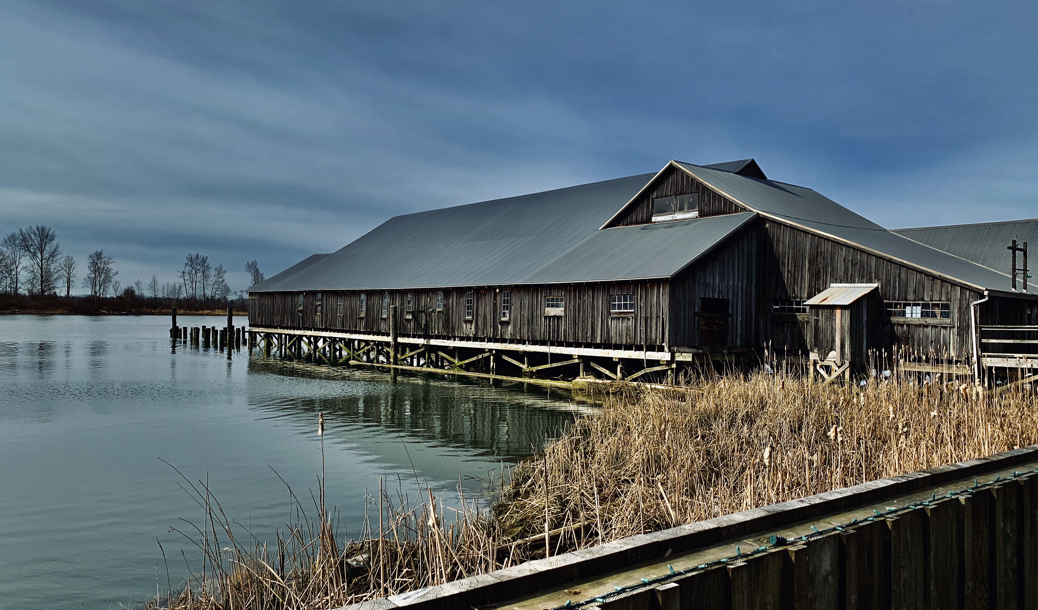 Cannery on the Fraser