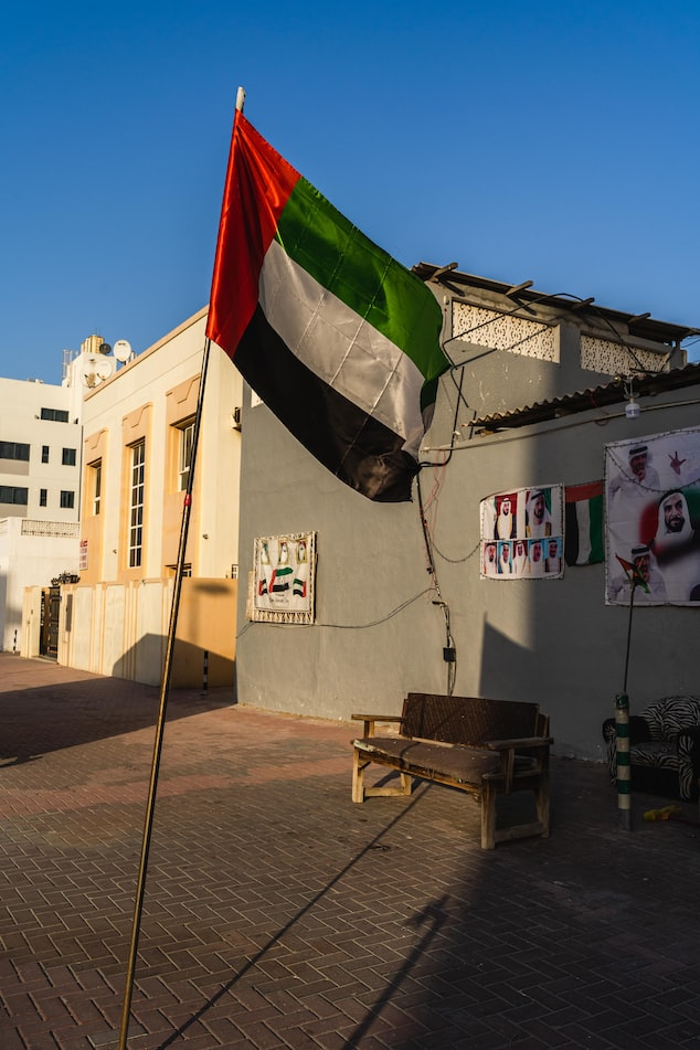 Facts About The UAE Flag