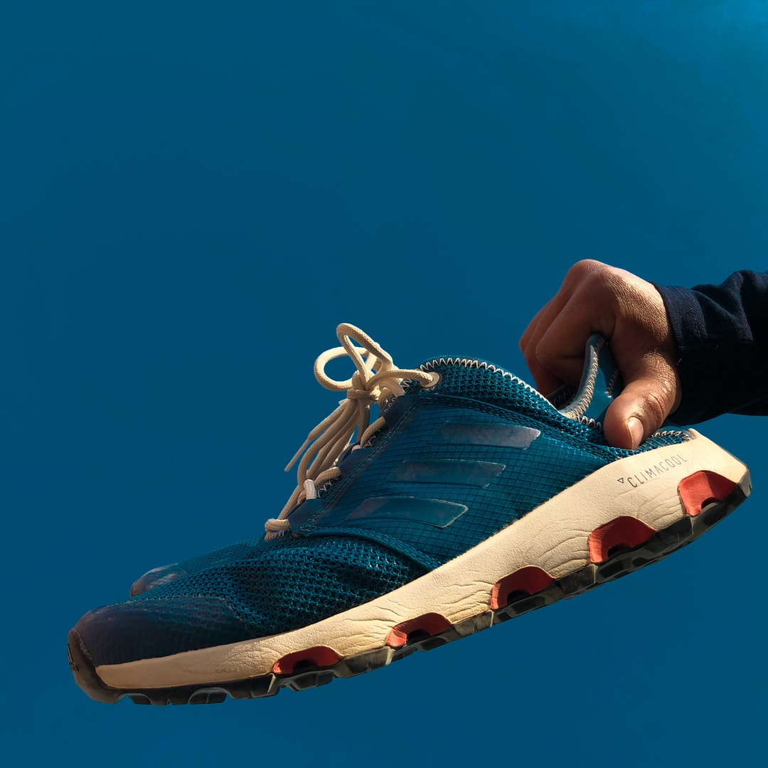 Shoes make you whole ❤️